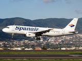 EC-IAZ - Spanair Airbus A320 aircraft
