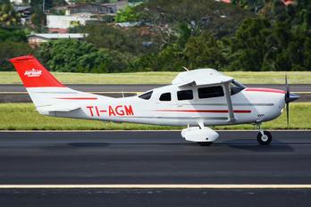 TI-AGM - Aerobell Air Charter  Cessna 206 Stationair (all models)