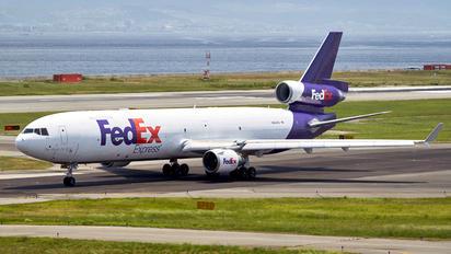 N643FE - FedEx Federal Express McDonnell Douglas MD-11F