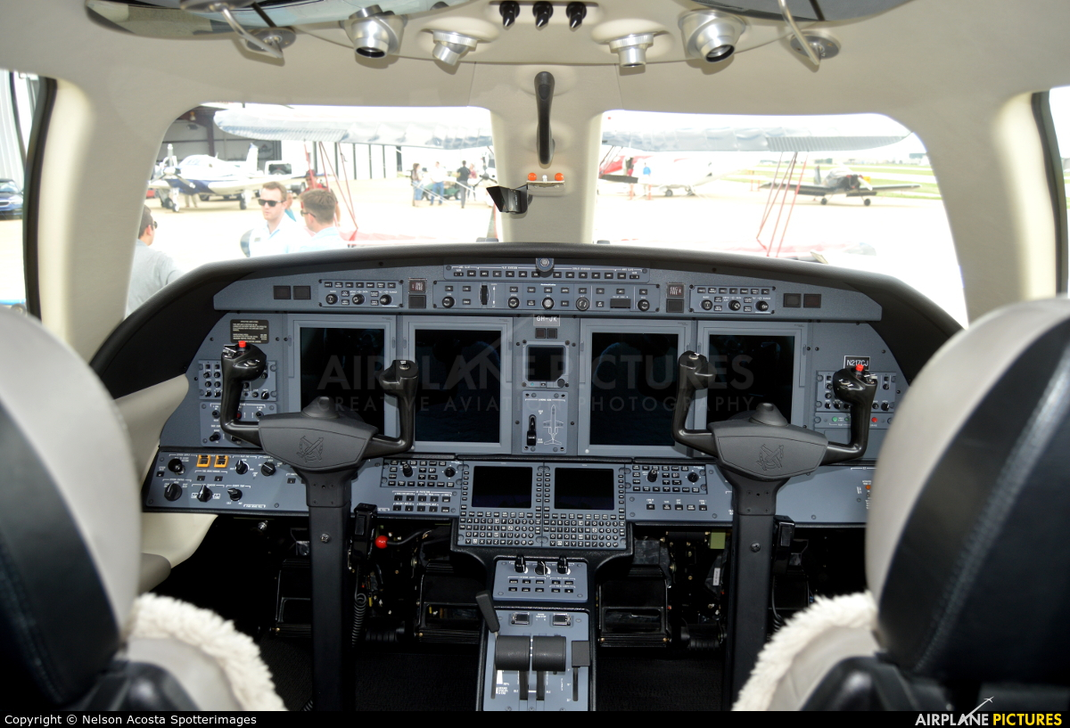 Cessna Aircraft Company N217CJ aircraft at Addison airport