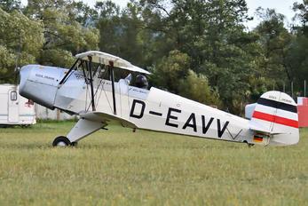 D-EAVV - Private Bücker Bü.131 Jungmann