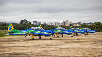 """- - Brazil - Air Force """"Esquadrilha da Fumaça"""" Embraer EMB-314 Super Tucano A-29B"""