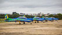 """- - Brazil - Air Force """"Esquadrilha da Fumaça"""" Embraer EMB-314 Super Tucano A-29B aircraft"""