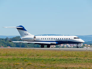 SP-ZAK - Private Bombardier BD-700 Global 5000