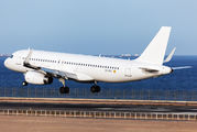 EC-MQE - Vueling Airlines Airbus A320 aircraft
