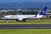 New special livery of Copa Airlines B738 title=