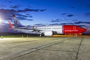 EI-FYD - Norwegian Air International Boeing 737-8 MAX aircraft