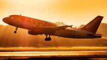 G-EZDH - easyJet Airbus A319 aircraft
