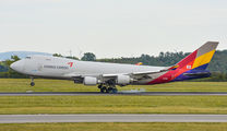 HL-7616 - Asiana Cargo Boeing 747-400 aircraft