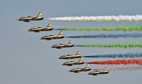 "- - United Arab Emirates - Air Force ""Al Fursan"" Aermacchi MB-339A aircraft"