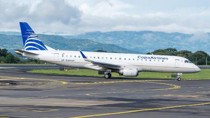 HP-1540CMP - Copa Airlines Embraer ERJ-190 (190-100)