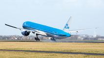 PH-BVP - KLM Boeing 777-300ER aircraft