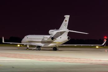 HZ-SPAH - Saudia Private Aviation Dassault Falcon 7X