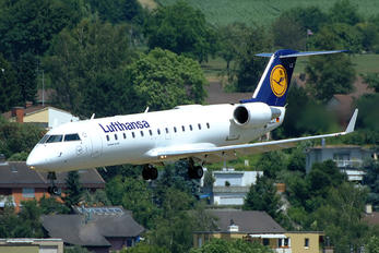 D-ACLZ - Lufthansa Regional - CityLine Canadair CL-600 CRJ-200