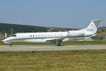 SE-DJG - EFS European Flight Service Embraer EMB-135BJ Legacy 600