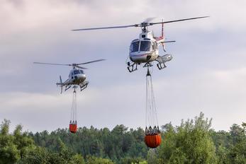 EC-LBV - Babcock Support services Aerospatiale AS350 Ecureuil / Squirrel
