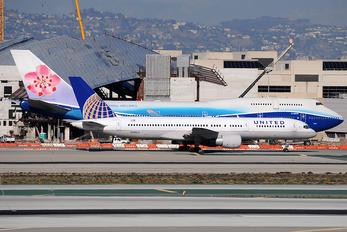 N548UA - United Airlines Boeing 757-200