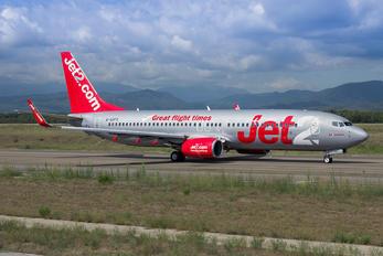 G-GDFS - Jet2 Boeing 737-800