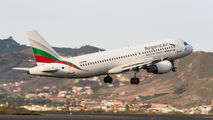 LZ-FBC - Bulgaria Air Airbus A320 aircraft