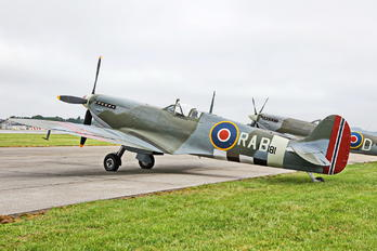 G-BRSF - Private Supermarine Spitfire Mk.IX