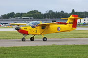 806 - Norway - Royal Norwegian Air Force SAAB MFI T-17 Supporter aircraft