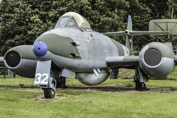 I-187 - Netherlands - Air Force Gloster Meteor F.8