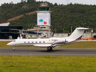 N468QS - Netjets (USA) Gulfstream Aerospace G-IV,  G-IV-SP, G-IV-X, G300, G350, G400, G450