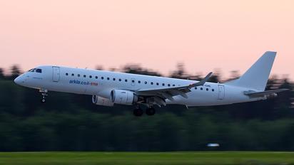 4X-EME - Arkia Embraer ERJ-190 (190-100)