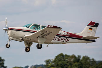 D-EEKE - Private Beechcraft 33 Debonair / Bonanza