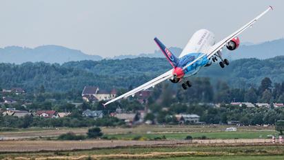 OM-BYA - Slovakia - Government Airbus A319 CJ