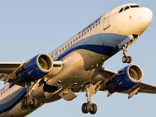 XA-MLR - Interjet Airbus A320