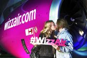 HA-LYW - Wizz Air Airbus A320 aircraft