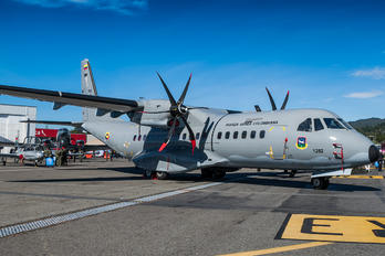 FAC1282 - Colombia - Air Force Casa C-295M