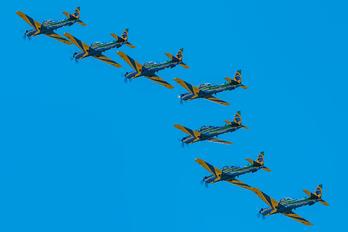 """FAB5966 - Brazil - Air Force """"Esquadrilha da Fumaça"""" Embraer EMB-314 Super Tucano A-29B"""