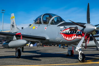 FAC3109 - Colombia - Air Force Embraer EMB-314 Super Tucano A-29B