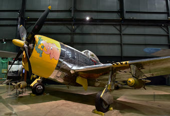 45-49167 - National Museum of the USAF Republic P-47D Thunderbolt