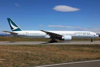 B-KPJ - Cathay Pacific Boeing 777-300ER