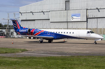G-CGWV - Eastern Airways Embraer ERJ-145