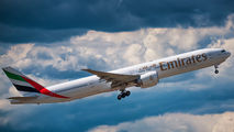 A6-EGD - Emirates Airlines Boeing 777-300ER aircraft