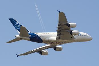 F-WWOW - Airbus Industrie Airbus A380