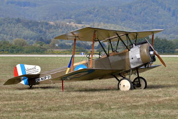 OK-NUP - Private Sopwith 1½ Strutter