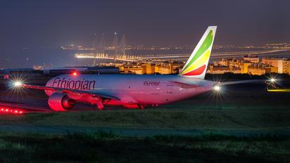 ET-ARJ - Ethiopian Cargo Boeing 777F