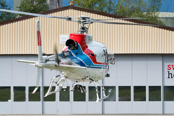 HB-ZKP - Swiss Helicopter Aerospatiale AS350 Ecureuil / Squirrel