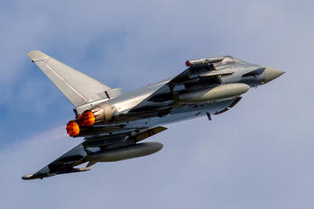7L-WG - Austria - Air Force Eurofighter Typhoon S