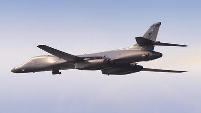 86-0124 - USA - Air Force Rockwell B-1B Lancer