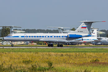 RF-94296 - Russia - Air Force Tupolev Tu-134AK