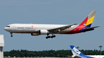 HL7507 - Asiana Cargo Boeing 767-300F