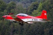 A-925 - Switzerland - Air Force: PC-7 Team Pilatus PC-7 I & II aircraft
