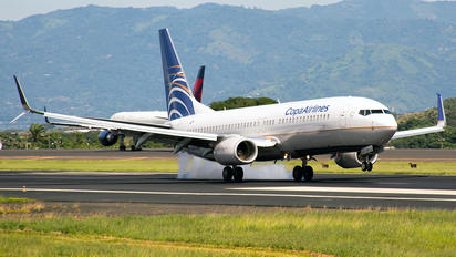 HP-1848CMP - Copa Airlines Boeing 737-800