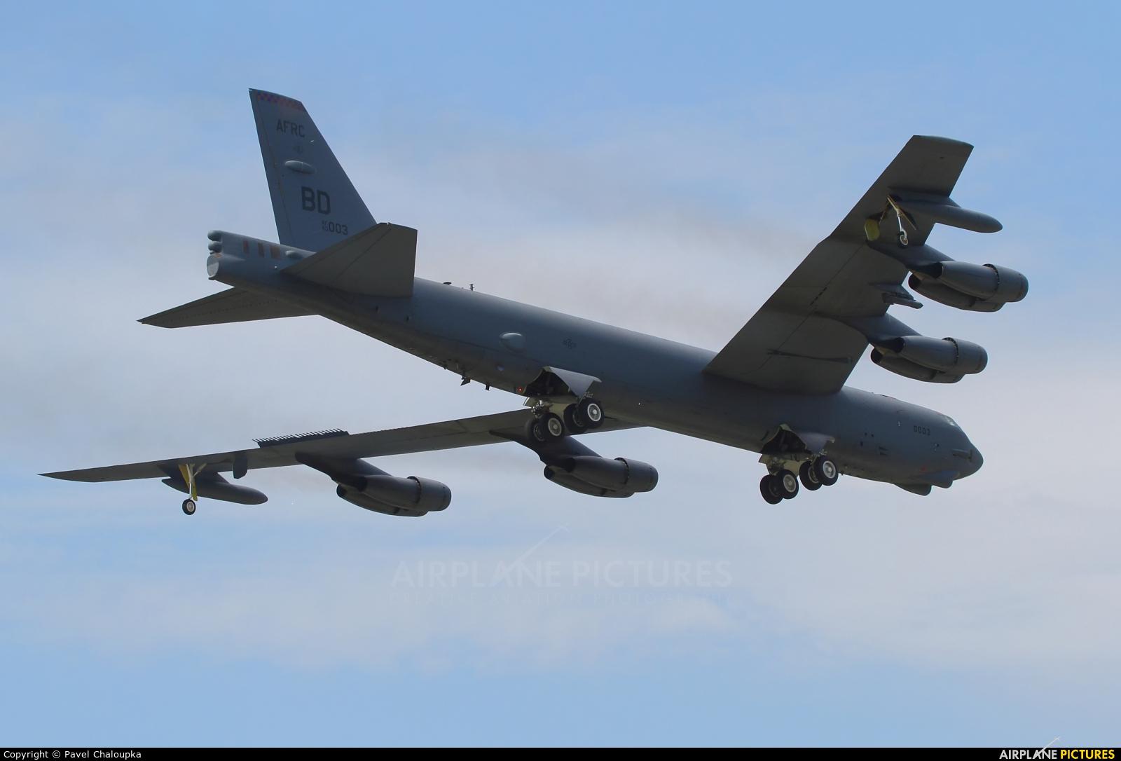USA - Air Force 60-0003 aircraft at Sliač